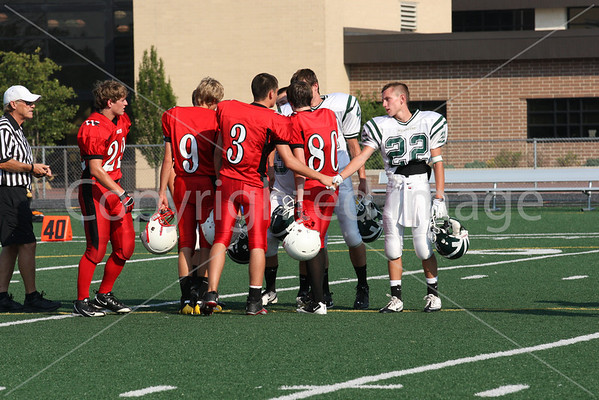 2011 Waterford WI. High School Football
