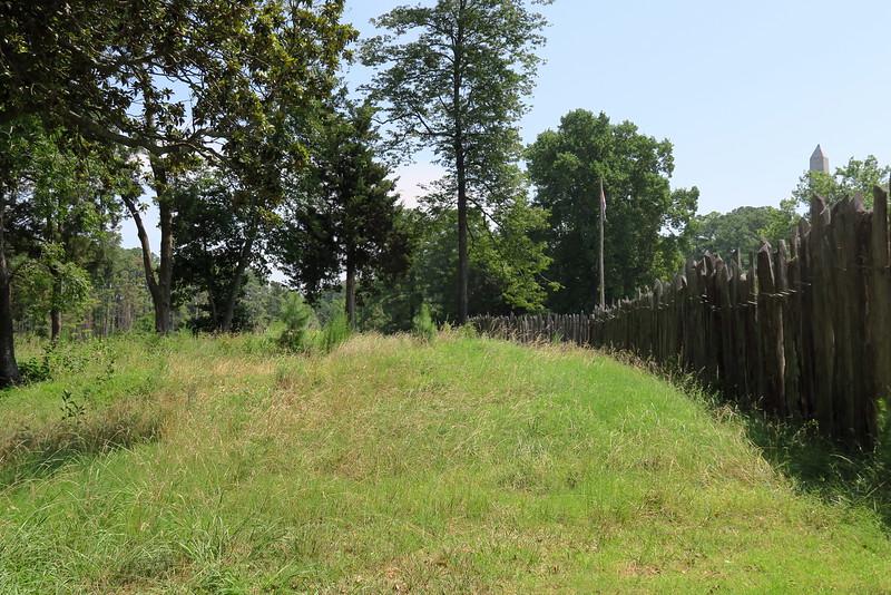 Fort Pocahontas (ca. 1861)