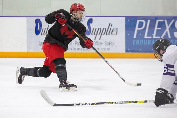 Men's Ice Hockey: Maryville vs McKendree