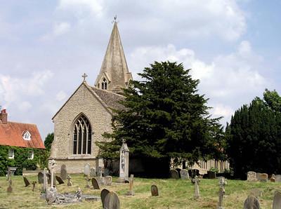 Holy Trinity, Church of England, Church Street, Ardington, OX12 8PF