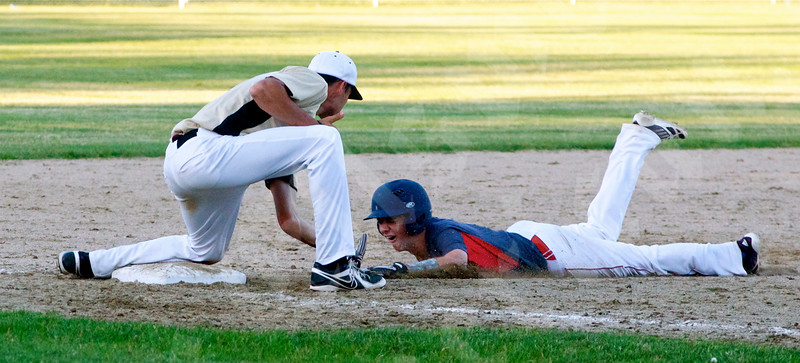 American Legion Baseball; Brewer vs Acadians: 6/27