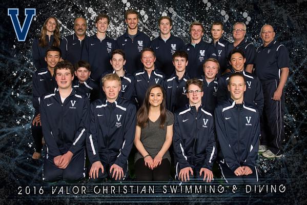 Boys Swim