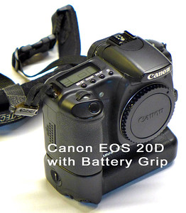 Canon DLSR System
