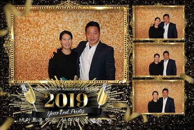 Korean American Association Year End Party