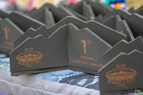 2019 Cloud City Challenge Podium