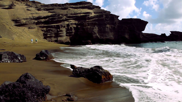 JANUARY, 2012 HAWAII, VOL. II:  SOUTH POINT AND OLIVINE BEACH