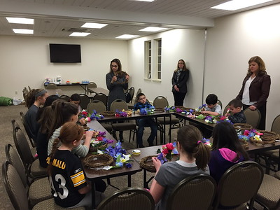 HOPE/JOY Sleepover - January 23, 2015