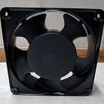 SKU: F-HEATER/FAN, Φ120mm Impedance Protection 220V Axial-flow Fan Replacement for Large Format Printer Font Heater
