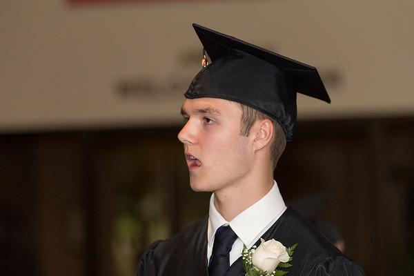 High School Graduation 2016