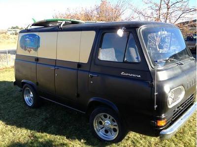 Arciero's K&G 64 Ford