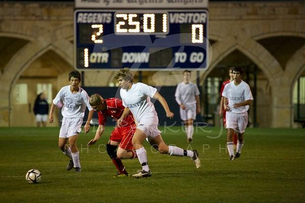 2012-2013 Regents Soccer Boys
