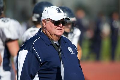 Coach Jerry Bonewald