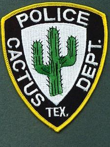 Cactus Police