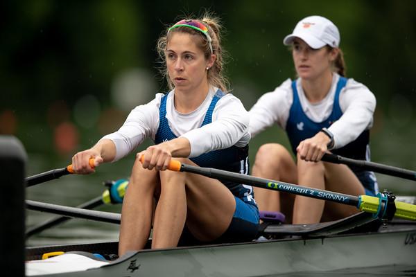 2021 World Rowing Cup II - Friday