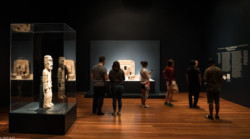 Teotihuacan Exhibition at De Young Museum, Oct. 2017