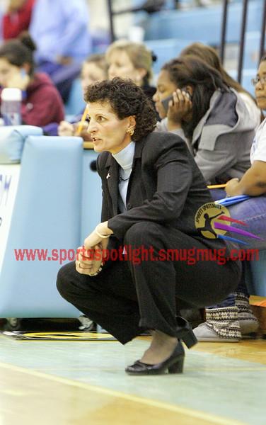 Whitman @ Clarksburg Girls Varsity Basketball