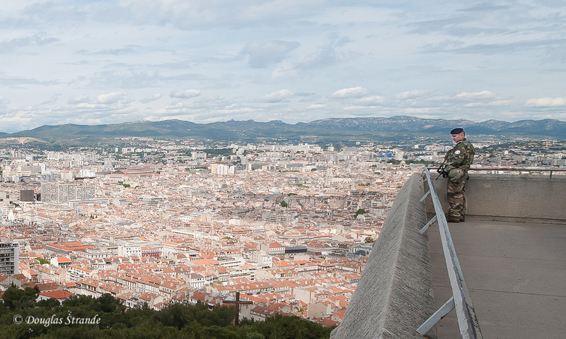Marseille, France: Big responsibility