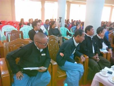 2016 Feb - Pyay Uni - CLE Mock Trial