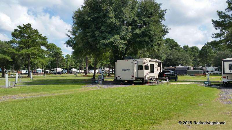 Camp - Hardeeville, Sc