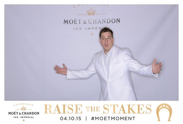 Moet Ice Debuts at Keeneland in KY - April 10, 2015 #MOETMOMENT
