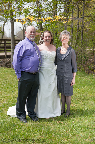 April 29, 2012 - Wedding Formal Portraits