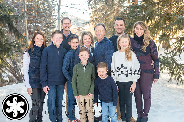 Vail Family Photos - Vail Village - Courts