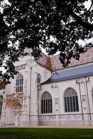 Abbaye royale de Brou - Ain - France