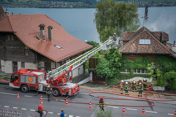 2018 Feuerwehruebung