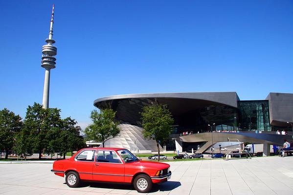 BMW Welt & Museum