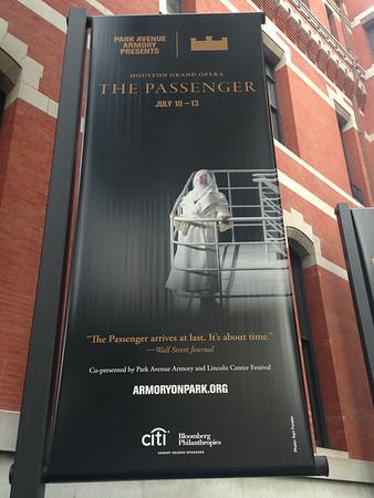 The Passenger at Lincoln Center Festival