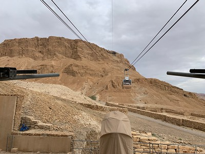 Day 5:  Qumran, Masada, Dead Sea