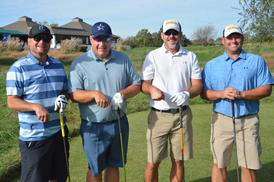 2nd Annual Cox Customer Appreciation Golf Tournament Oct 17, 2016