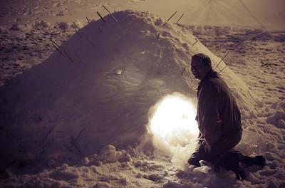 2011 Snow Cave Demo