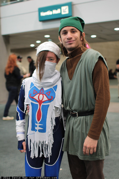 Comikaze Expo 2011 - Sunday