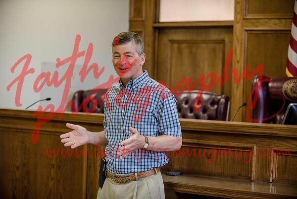 Jeb Hensarling, Town Hall Meeting 080918