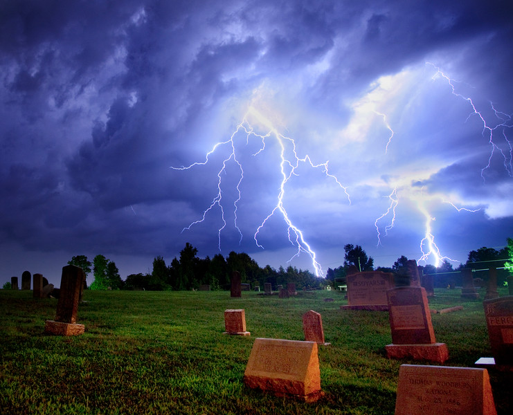 Electric Graveyard