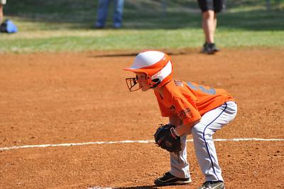 6 & Under Baseball 2014 Season