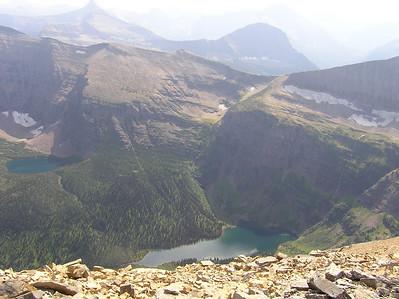 Jeremy Mt James   Triple Divide Pass
