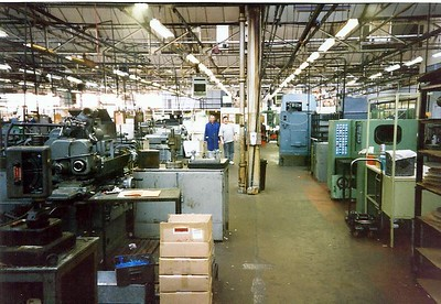 Kembrey Engineering Swindon 1996