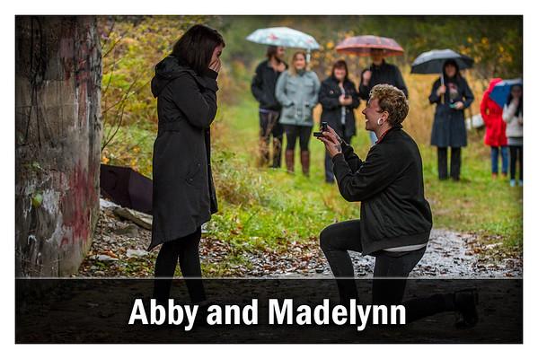 Abby and Madelynn
