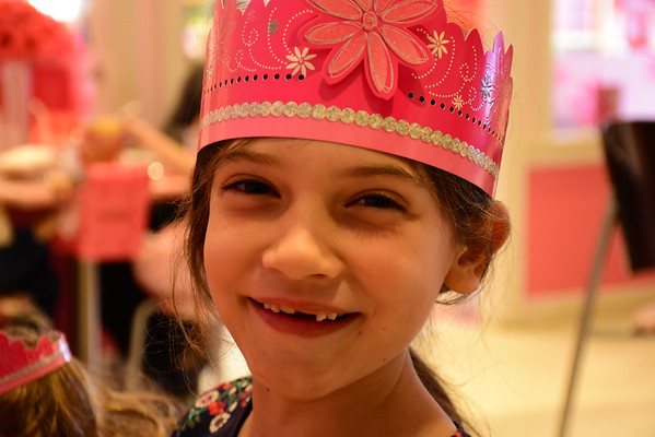 Aveline's American Girl Birthday Party