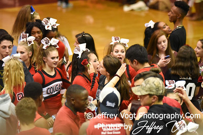 11-12-2016 Quince Orchard HS at MCPS Cheerleading Championship Division 1 at Montgomery Blair HS, Photos by Jeffrey Vogt Photography