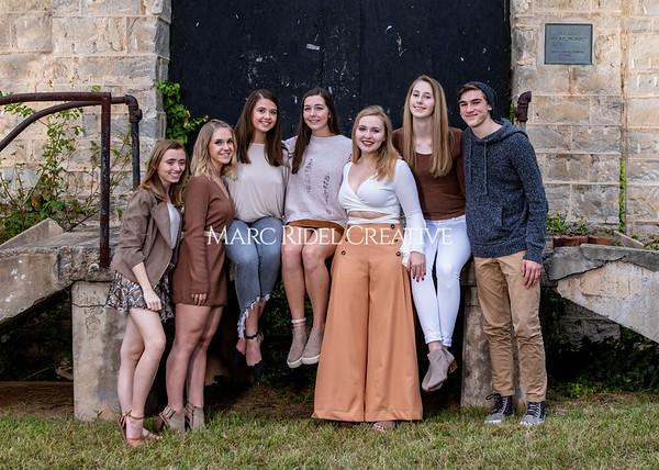 Broughton Dance Ensemble photoshoot. October 26, 2019. MRC_4091