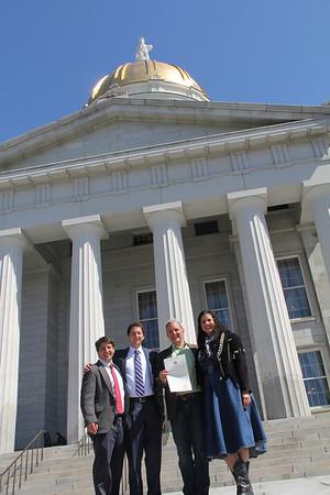 Vermont Statehouse Resolution