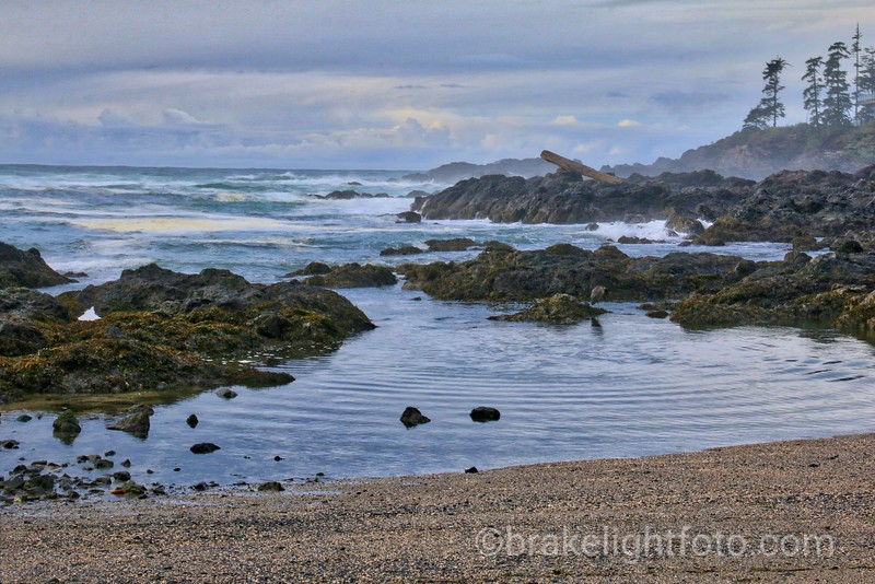 Big Beach, Ucluelet, BC