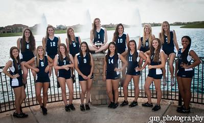 2012 Voleyball Photos for Program