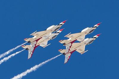 AF Thunderbirds in Grand Junction 2015