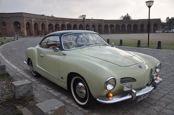 Arnaldo's '58 Lowlight Ghia
