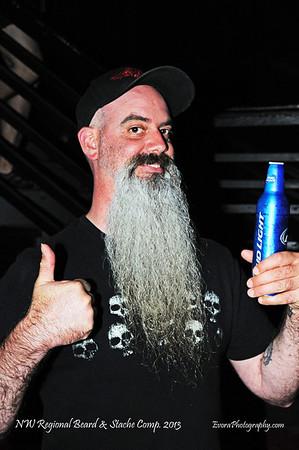 NW Regional Beard & Stache Comp 6-8-2013