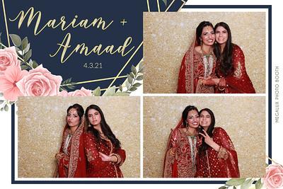 Mariam & Amaad Prints